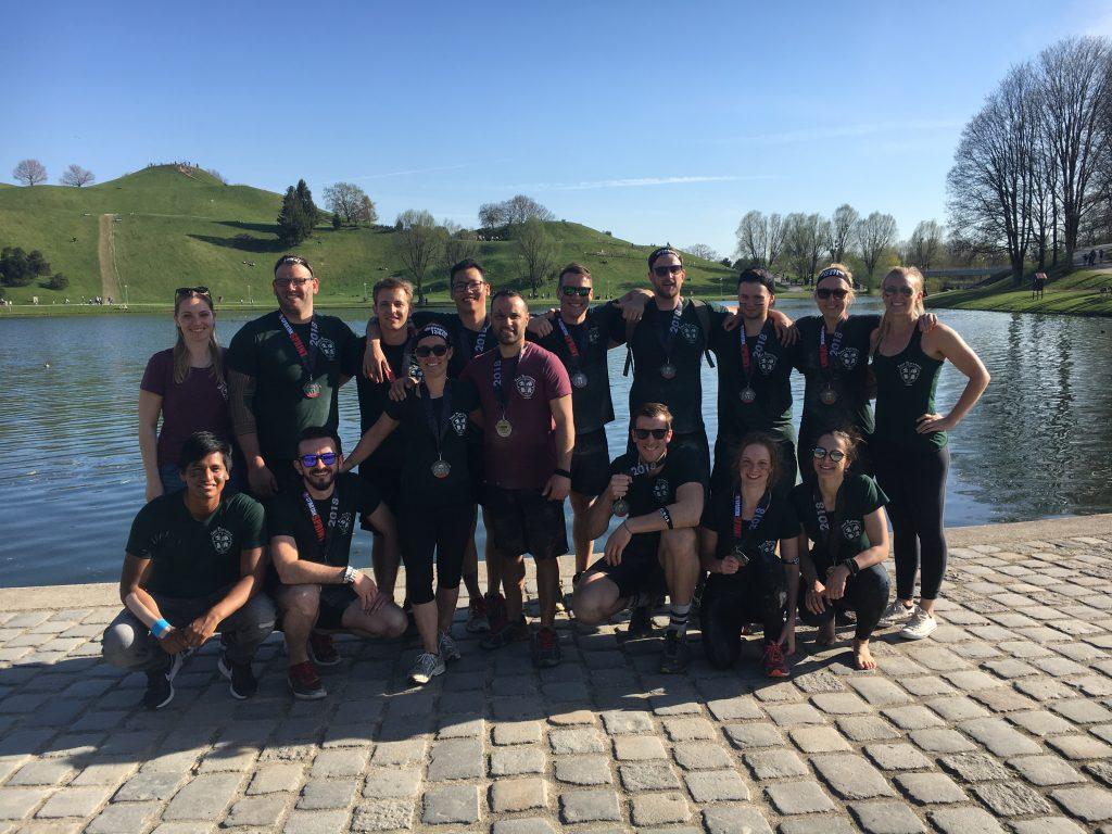 CrossFit Four Horsemen goes Spartan Race