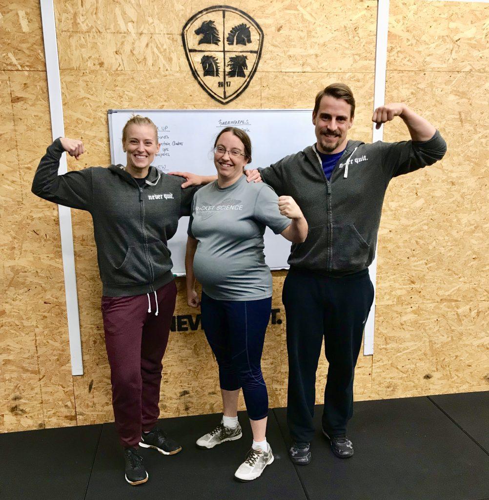 CrossFit während der Schwangerschaft – Geht das?
