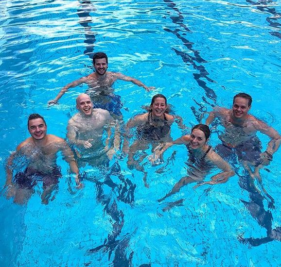 CrossFit und Schwimmen – Passt das?