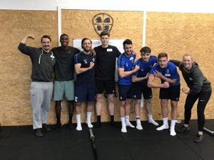 CrossFit in der Fussball Vorbereitung