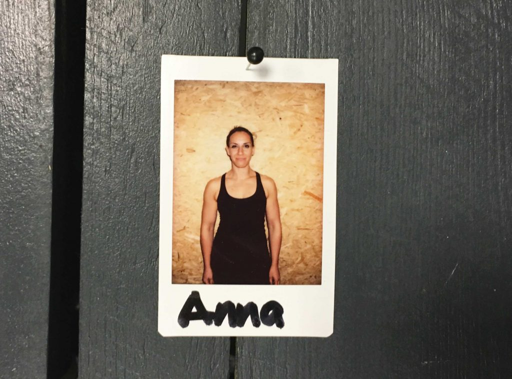 Your CrossFit Story – Anna
