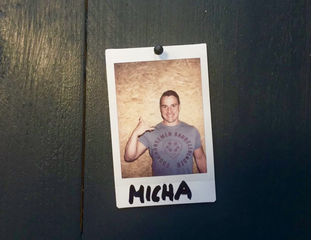 Your CrossFit Story – Micha
