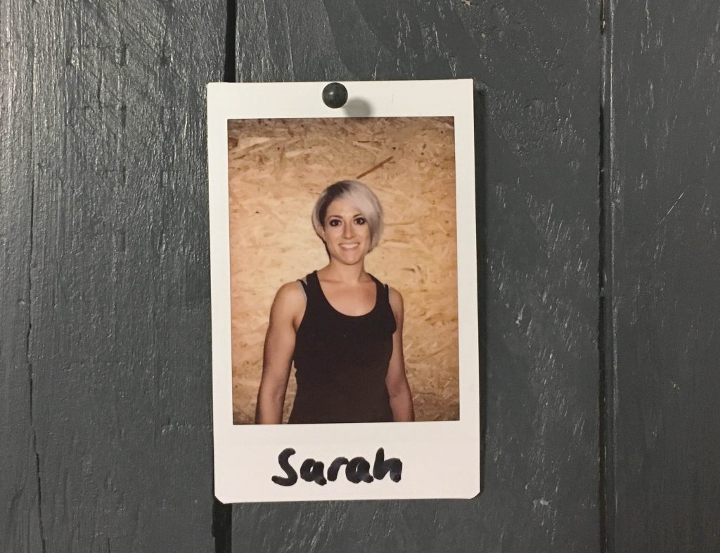 Your CrossFit Story – Sarah