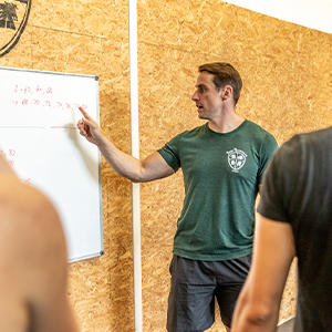 Programming bei CrossFit Four Horsemen