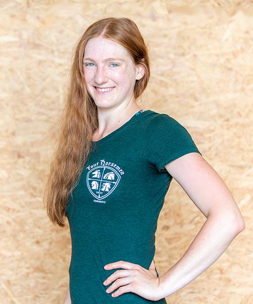 CrossFit Four Horsemen Nutrition Coach Corinna