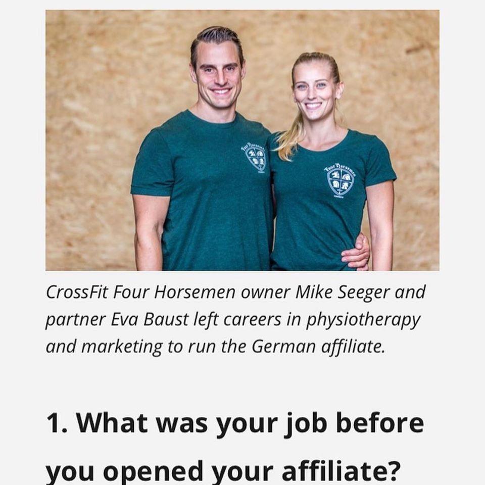 CrossFit Journal Artikel