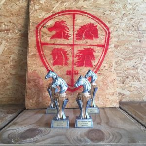 Four Horsemen Trophy – CrossFit Competition