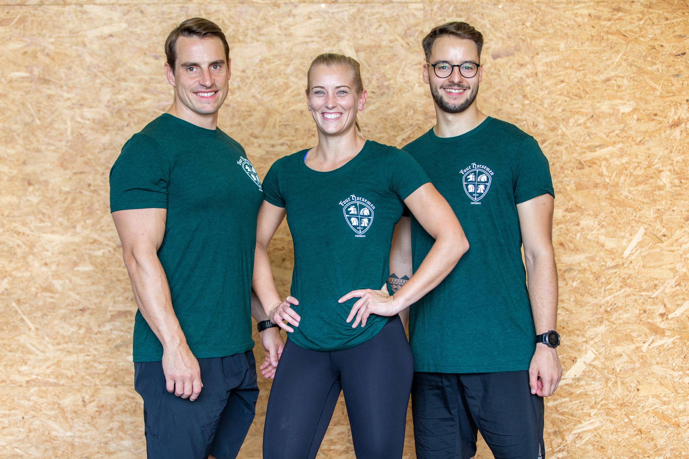 CrossFit Four Horsemen Coaches 2019