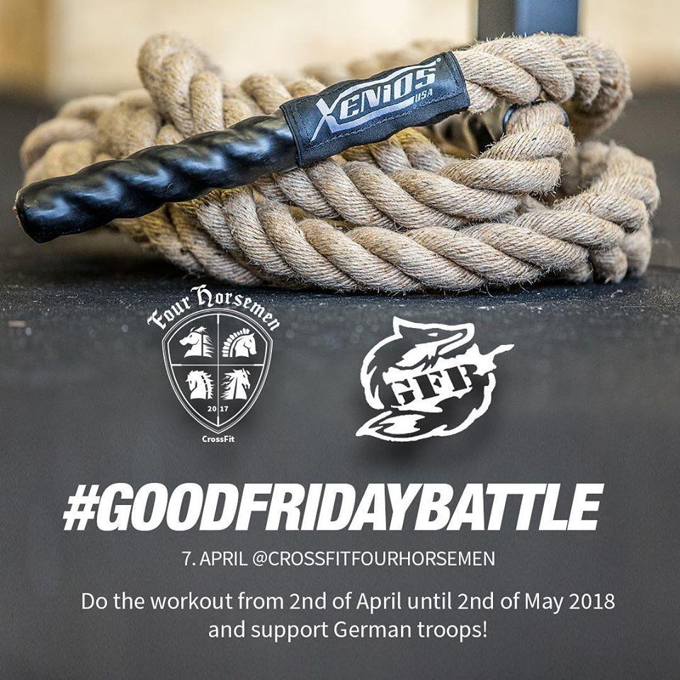 good Friday Battle 2017