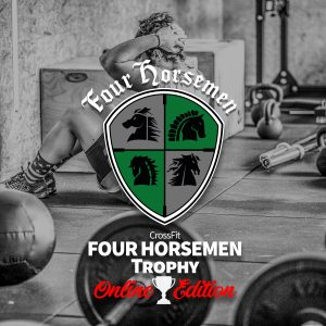 CrossFit Four Horsemen Trophy – Online Edition