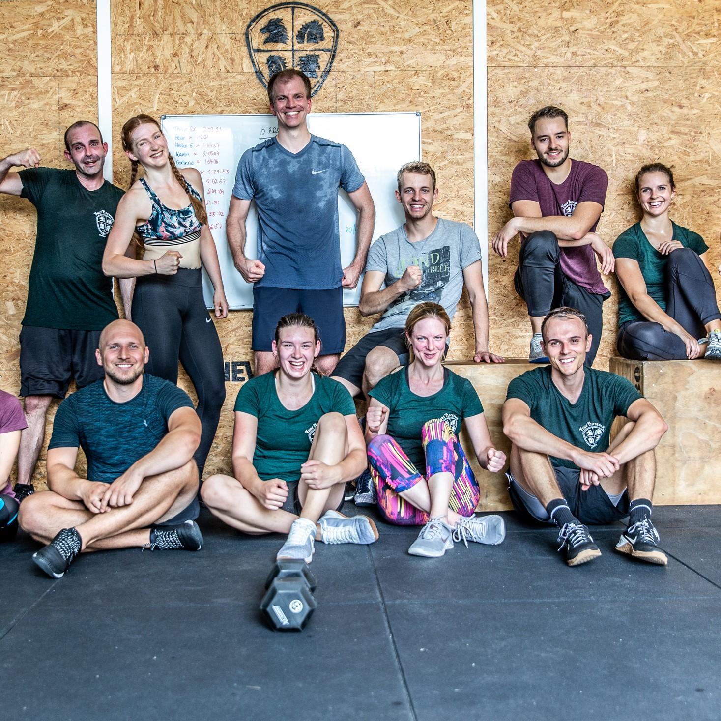 10 Gründe für CrossFit