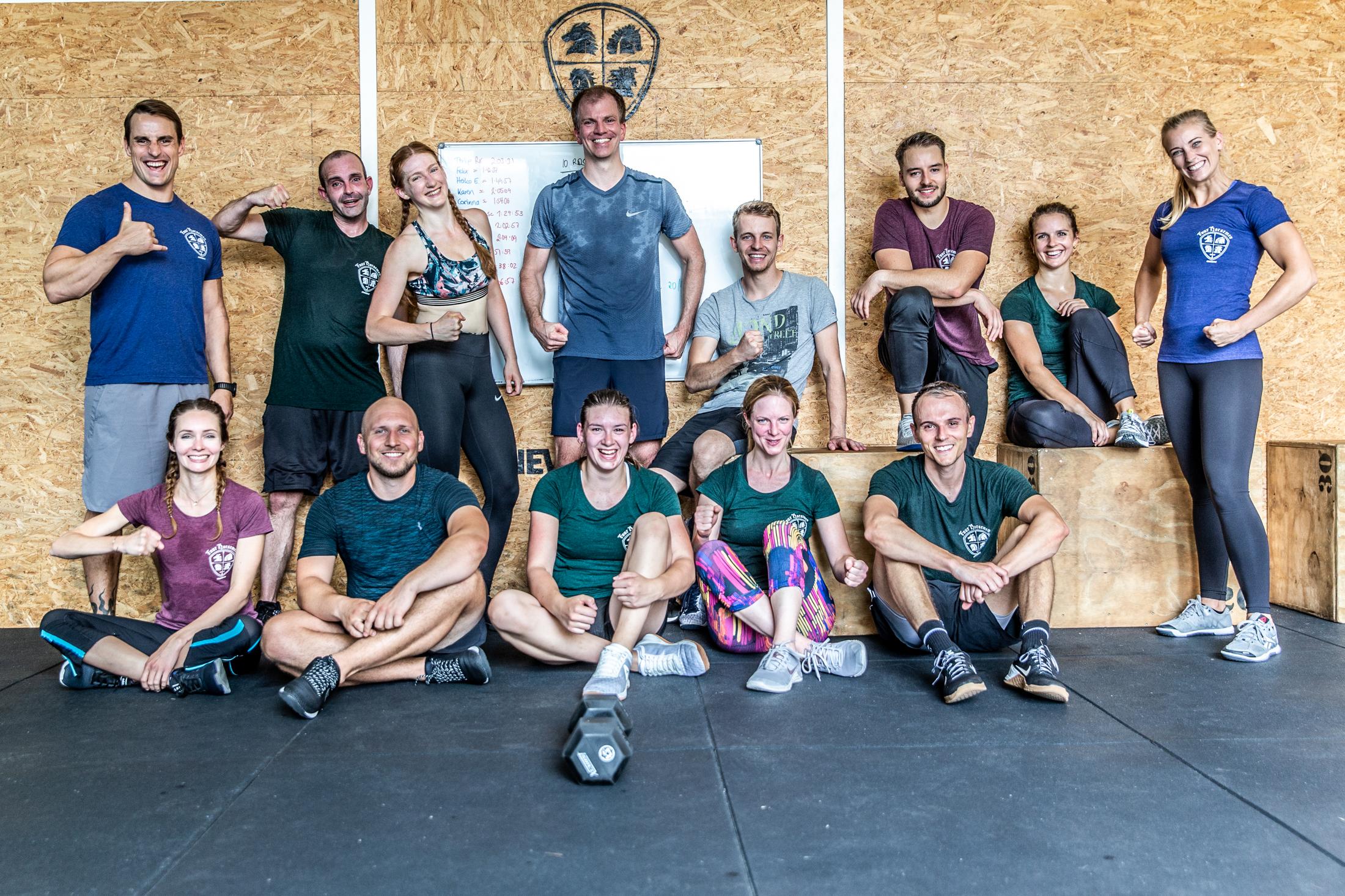 CrossFit Four Horsemen Community