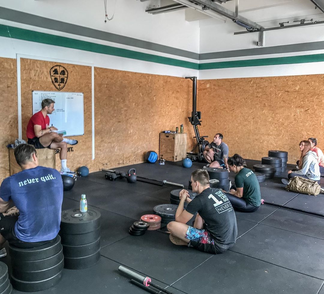 CrossFit Stable